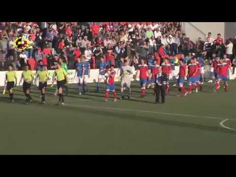 Atlético Saguntino 3-0 CF Fuenlabrada   Final Copa RFEF 2016/2017