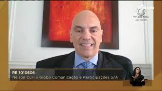 Moraes entende que direito ao esquecimento é censura prévia