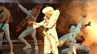 Lady Gaga - Bad Romance (Monster Ball LIVE Montreal 2009) HD