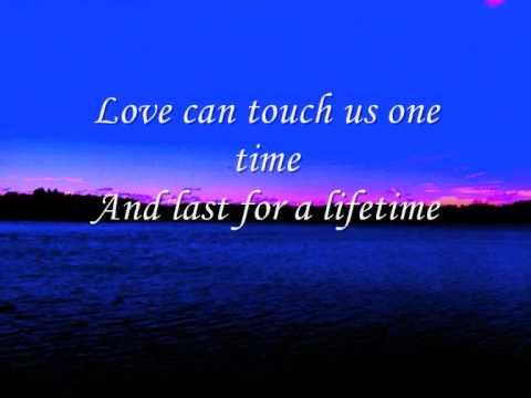 My Heart Will Go on (Lyrics) - YouTube