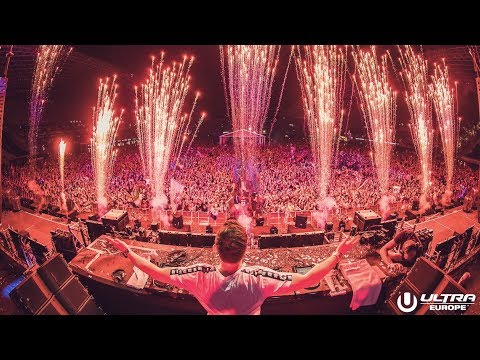 Hardwell  at Ultra Europe 2017 FULL HD