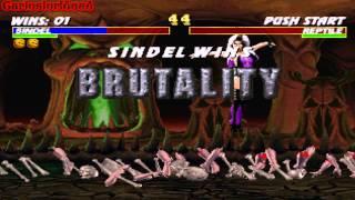 [Psx] Mortal kombat Trilogy