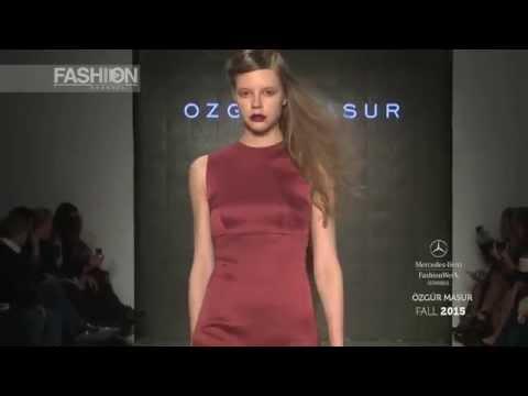 ÖZGÜR MASUR Full Show Istanbul Fashion Week Fall 2015 by Fashion Channel