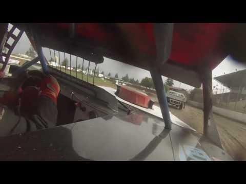 Ocean Speedway SportMod Heat Race #2 8-6-16 Cecil Memorial