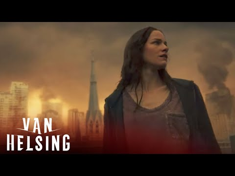 VAN HELSING   Season 2: Official Trailer   SYFY