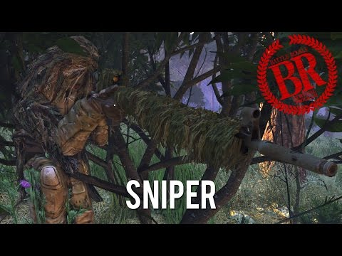 » AM SNIPER LIMIT « - Arma3, Battle Royale Wake Island - [60FPS]