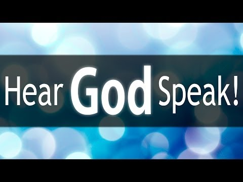 How To Hear God Speak! | It's Supernatural with Sid Roth | Richard Mull