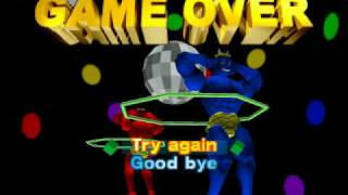 Game Over: Mystical Ninja - Starring Goemon