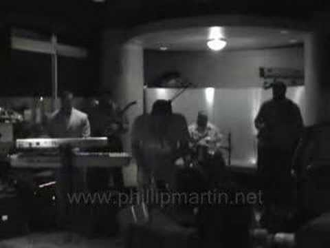 Phillip Martin - For the Love of U