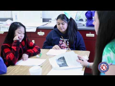 My School In 60 Seconds - American Way Middle School