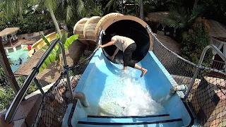 Darkest Hole Water Slide at Wet World Water Park