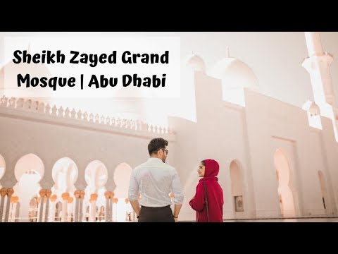 Secret Room at Sheikh Zayed Grand Mosque | Abu Dhabi | Dubai | Ashu NB Arora