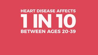 How to maintain a healthy heart in your 20s