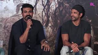 Sye Raa Narasimha Reddy Press conference with Chiranjeevi, Ram Charan, Vijay Sethupathi