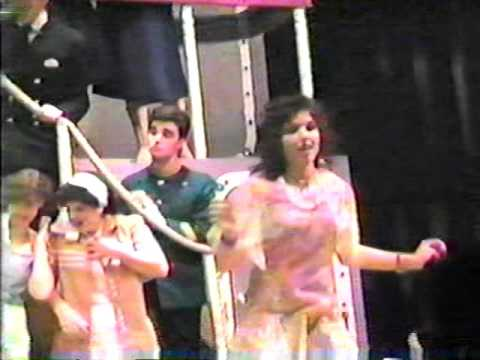 Anything Goes. Vernon Township High School 1984