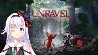 [LIVE] 【unravel】カニVS毛糸【雑談】