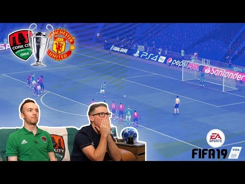 FIFA19 Champions League Road to the Final With An Irish Club Ep2: Last 16