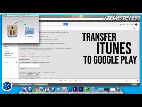 Transfer Your Apple iTunes To Google Play Music
