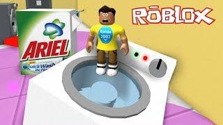 Roblox Escape the Laundry Obby ! Gameplay de Roblox Konas2002 Konas2002 Konas2002 Konas