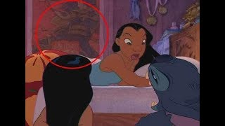 10 Details Animators Hid In Disney Movies