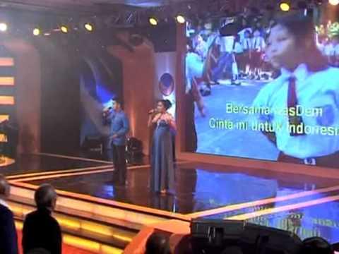 Hymne Partai NasDem by Griel & Lea Simanjuntak