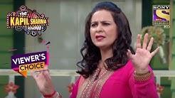 Sidhu  Navjot Kaur  The Kapil Sharma Show Season 1 Viewers Choice