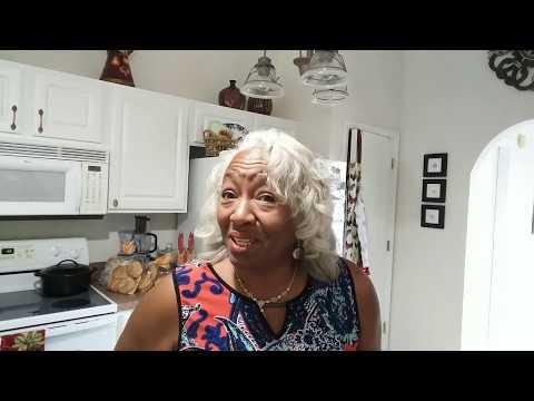 Week 33 Ebony, Ivy & Thyme in the Kitchen