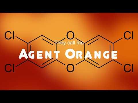(They call me) Agent Orange