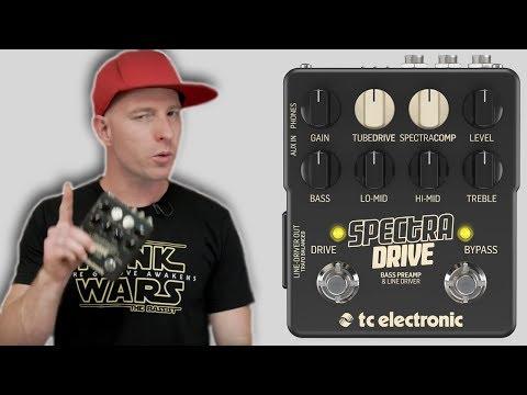 TC Electronic Spectra Drive