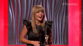 Streamys 2013, Daily Grace, Best First Person Series, Acceptance Speech