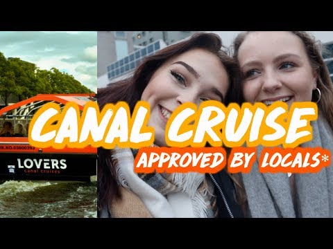 BEST CANAL CRUISE IN AMSTERDAM | Living in Amsterdam