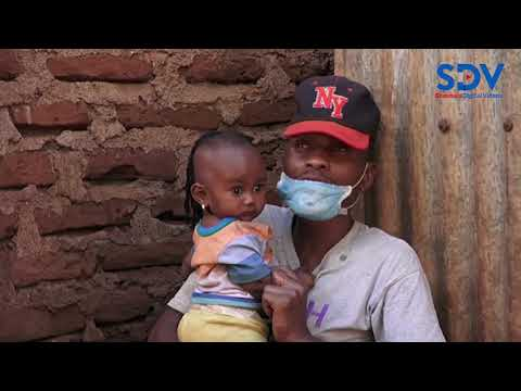 Man narrates how his wife ran away due to COVID-19 hardships, leaving him and his baby