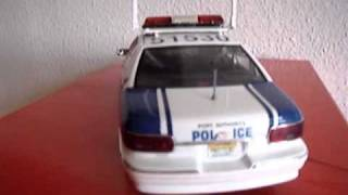 1:18 NEW YORK NEW JERSEY PORT AUTHORITY CHEVROLET CAPRICE PAPD