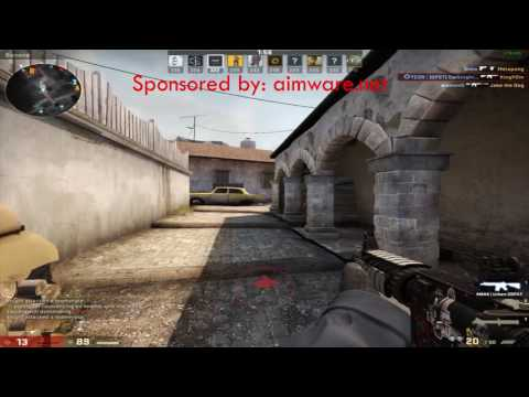 Insane Hiko Copyright Strike (Sponsored by Aimware. ;) Use Code Dook Noot for 3%OFF)