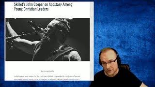 An atheist helps Christians make sense of Marty Sampson and Joshua Harris' Apostasy