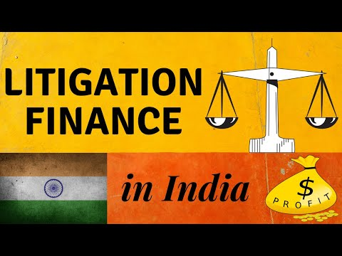 Litigation Finance - Explained in simple words | Litigation funding in India - Part 1