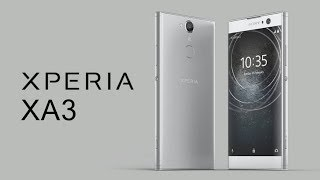Sony Xperia XA3 with - 23MP Rear Camera & Android 9.0 (P)
