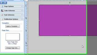 How to Create a Banner in Microsoft Publisher for Your Library Website