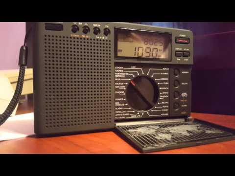 Radio Imparcial 1090 AM, Montevideo, Uruguay
