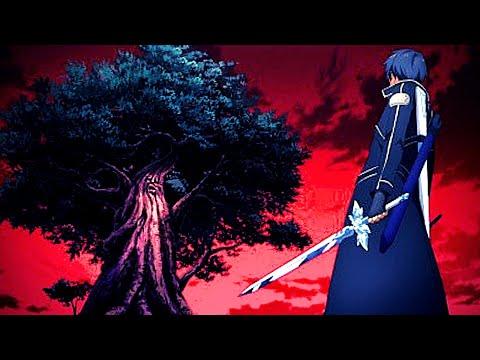 sword-art-online-alicization---war-of-underworld-pt.-2-「amv」-end-of-us-「kirito-vs-poh」