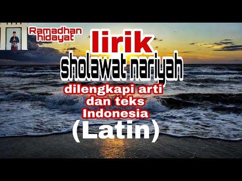 lirik-sholawat-nariyah-dilengkapi-arti-dan-tulisan-indonesia-merdu-sekali-tanpa-musik