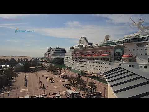 2018-Jan-24 - Key West Cruise ship port