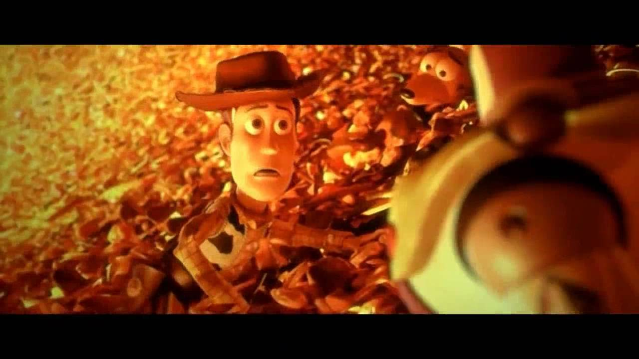 Toy Story 3 - The Furnace - YouTube