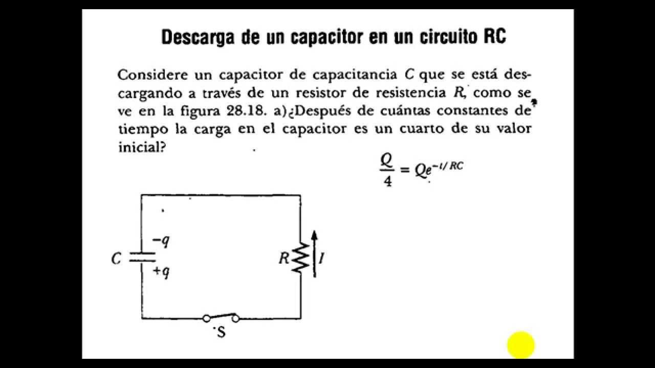 Circuito Rc : Video circuitos rc youtube