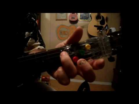 how to play fishin in the dark 2 chord song  with chordbuddy