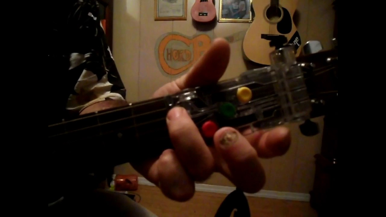 How To Play Fishin In The Dark 2 Chord Song With Chordbuddy Youtube