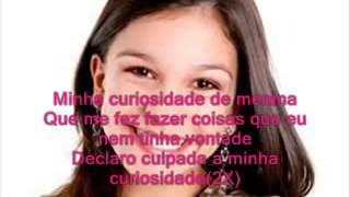 Minha curiosidade Priscila Alcantara