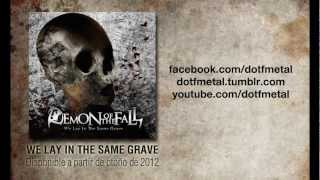 Demon of the Fall - Nothing More But Flames (Lyric Video)