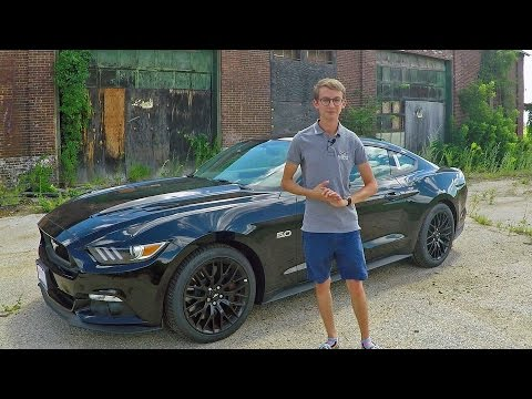 2017 Ford Mustang GT | Road Test & Review