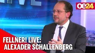 Fellner! LIVE: Alexander Schallenberg im Interview